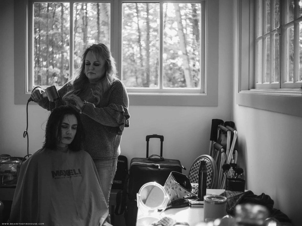 """October '18 Behind-the-scenes on """"The Hour After Westerly"""" Whidbey Island, WA"""