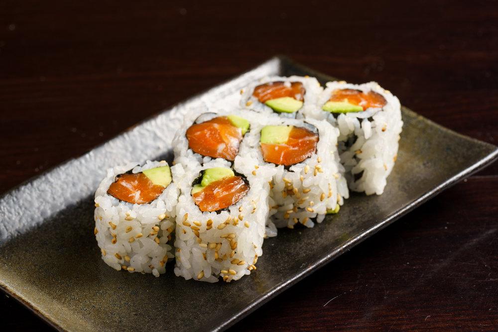 Maki and Avocado Roll