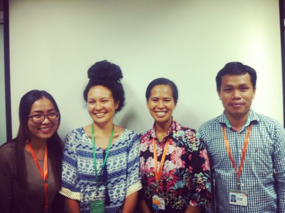 Child Rescue- Meeting the champions on the front line at the World Vision office