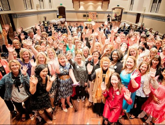100 Women is an exception to the rule. In three years, this volunteer run giving circle has donated $300,000 to help girls and women. I'm proud to be a member.