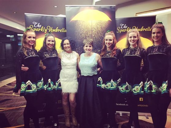 On St Patrick's Day I sang Irish tunes at Mrs Brown's Ball which was organised by Tracey Maguire, whose mum sadly died of cancer on St Patrick's Day last year. $22,000 was raised at the ball for the Cancer Council Australia thanks to Tracey and her friends!