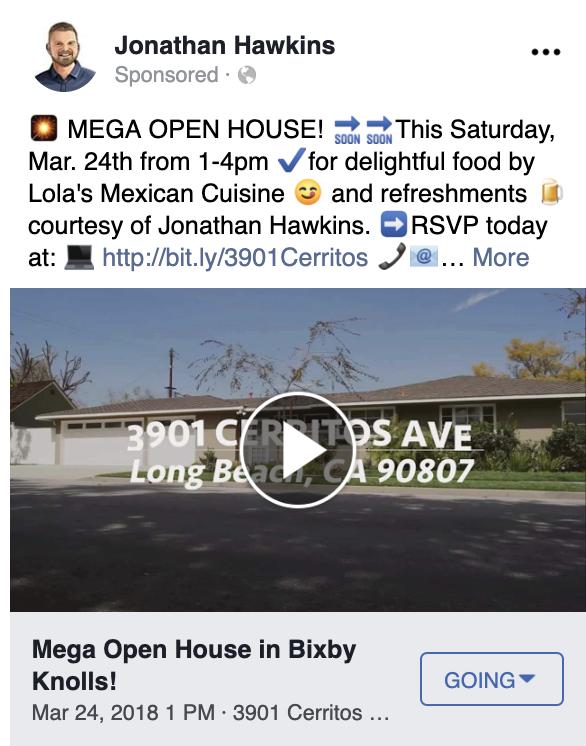 Facebook Ads Event Responses