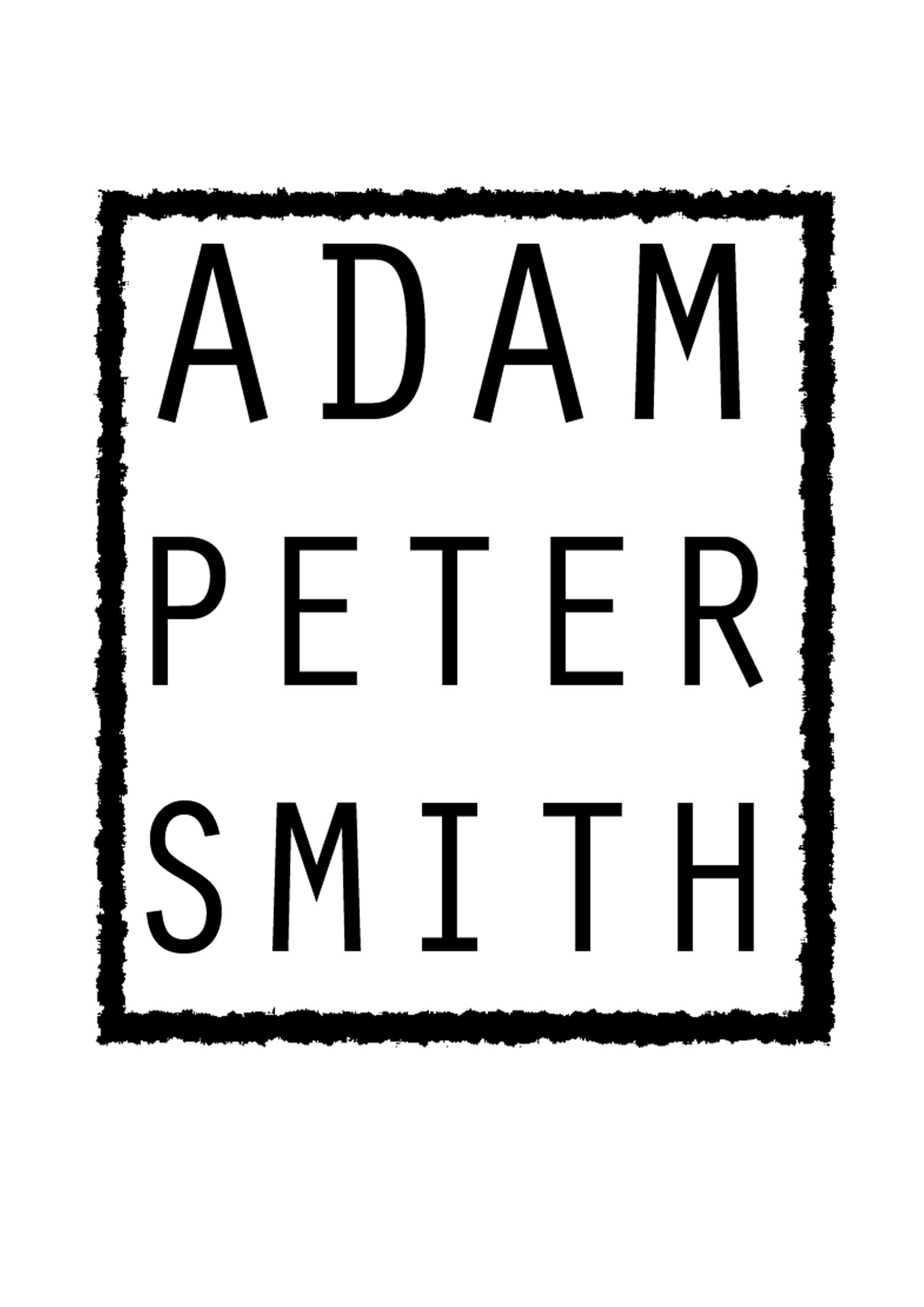 Adam peter smith