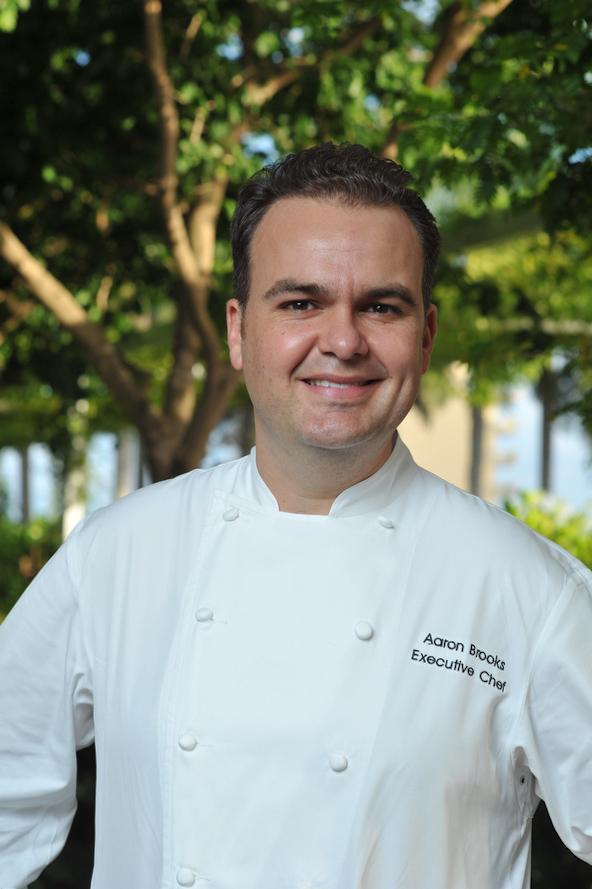 Aaron Bro oks EDGE Restaurant   Miami, FL