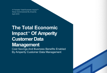 Total Economic Impact of Amperity Customer Data Management — STACKLY