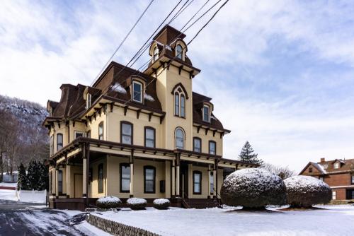 Historical Sites near Quality Inn Spring Valley Nanuet