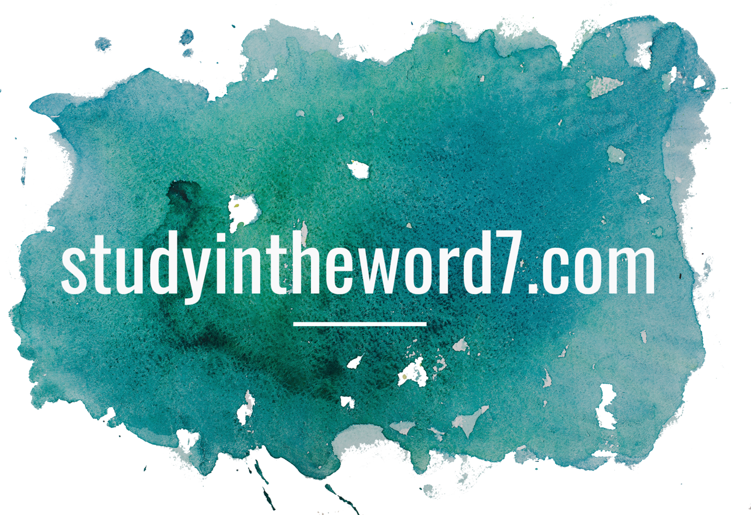 Study In The Word