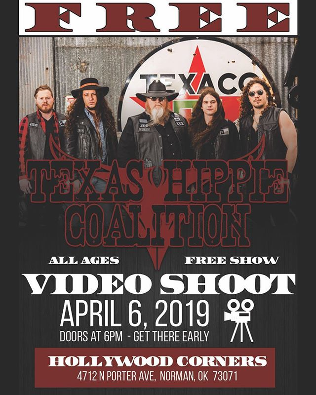 FREE SHOW AND VIDEO SHOOT!
