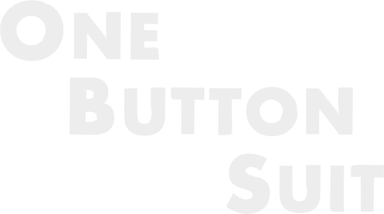 One Button Suit