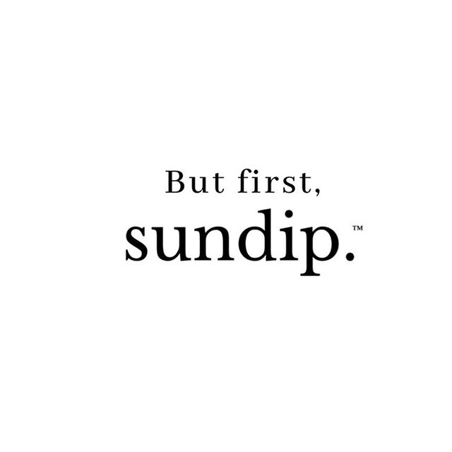 When in doubt, spray tan it out.🤗 #sundip