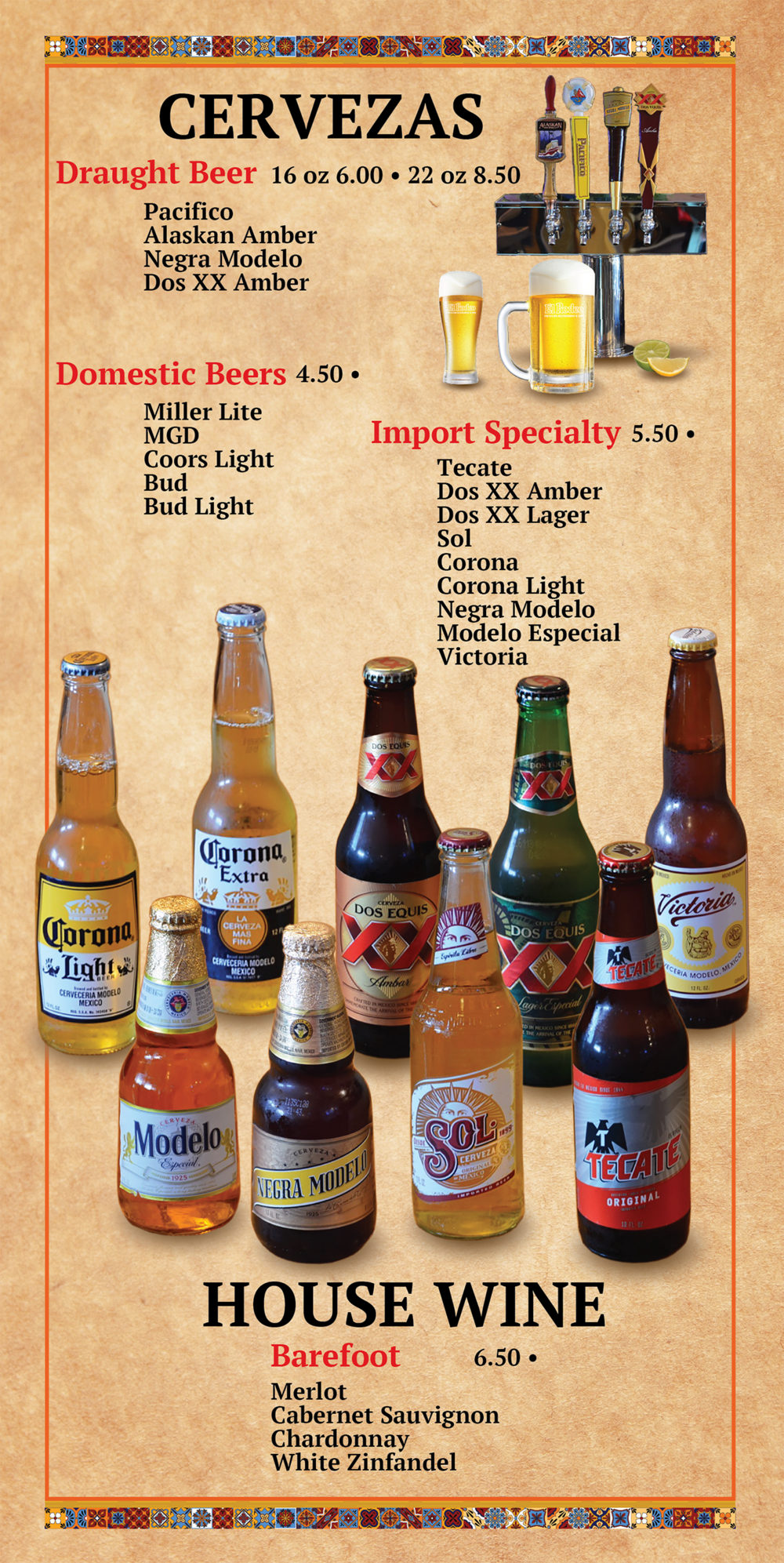 Rodeo new drinks cervezas 150 copy.png