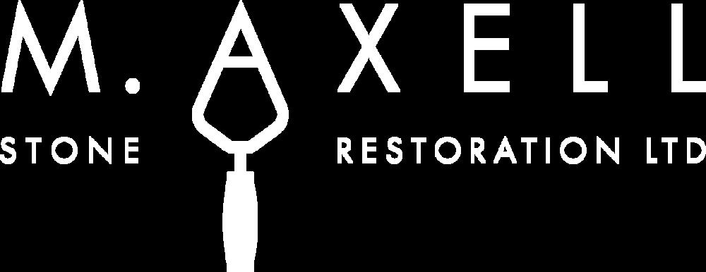 M Axell Stone Restoration Ltd Logo RGB White No BG.png