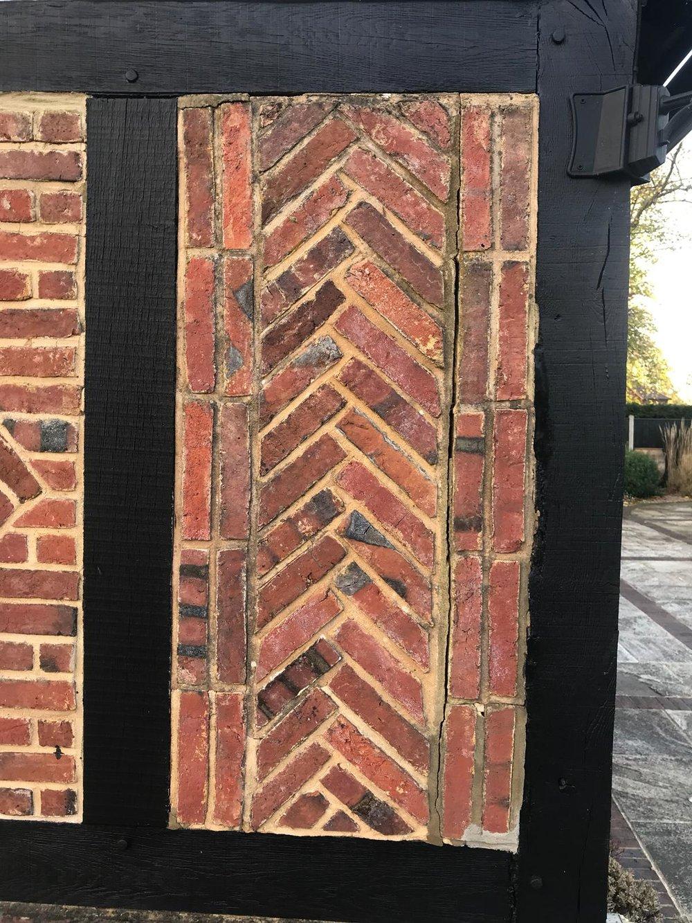 Brick Restoration Project 4 - Before
