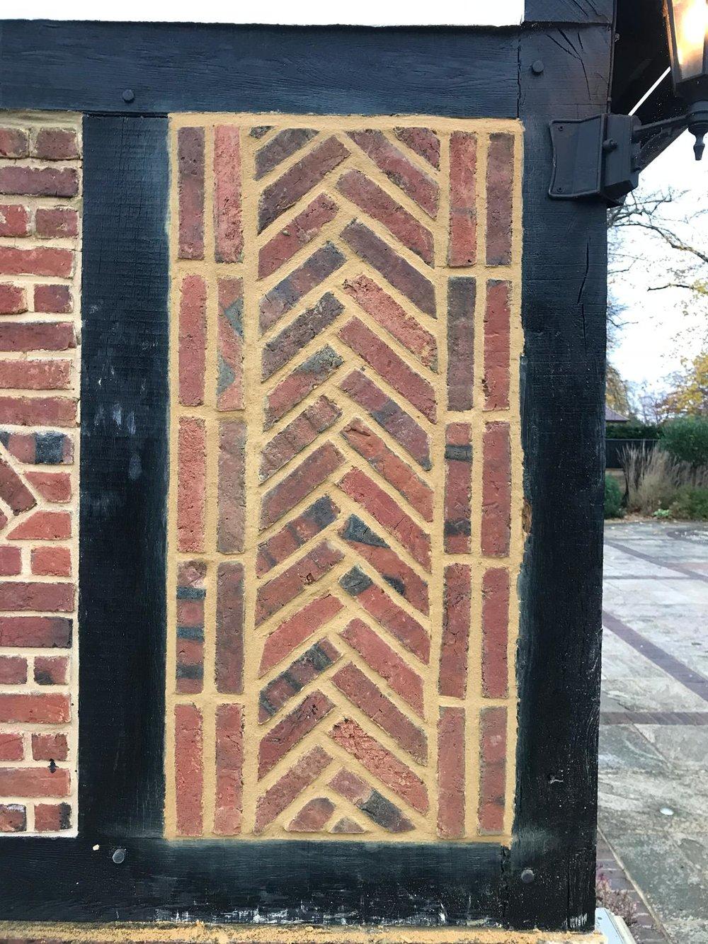 Brick Restoration Project 4 - After
