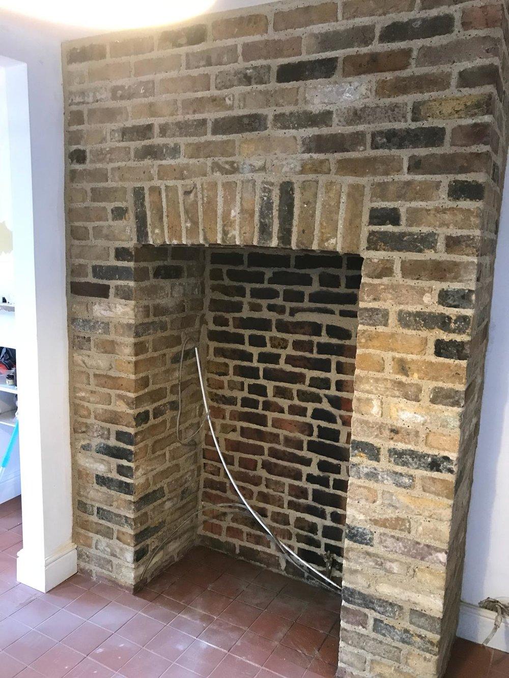 Brick Restoration Project 7 - After