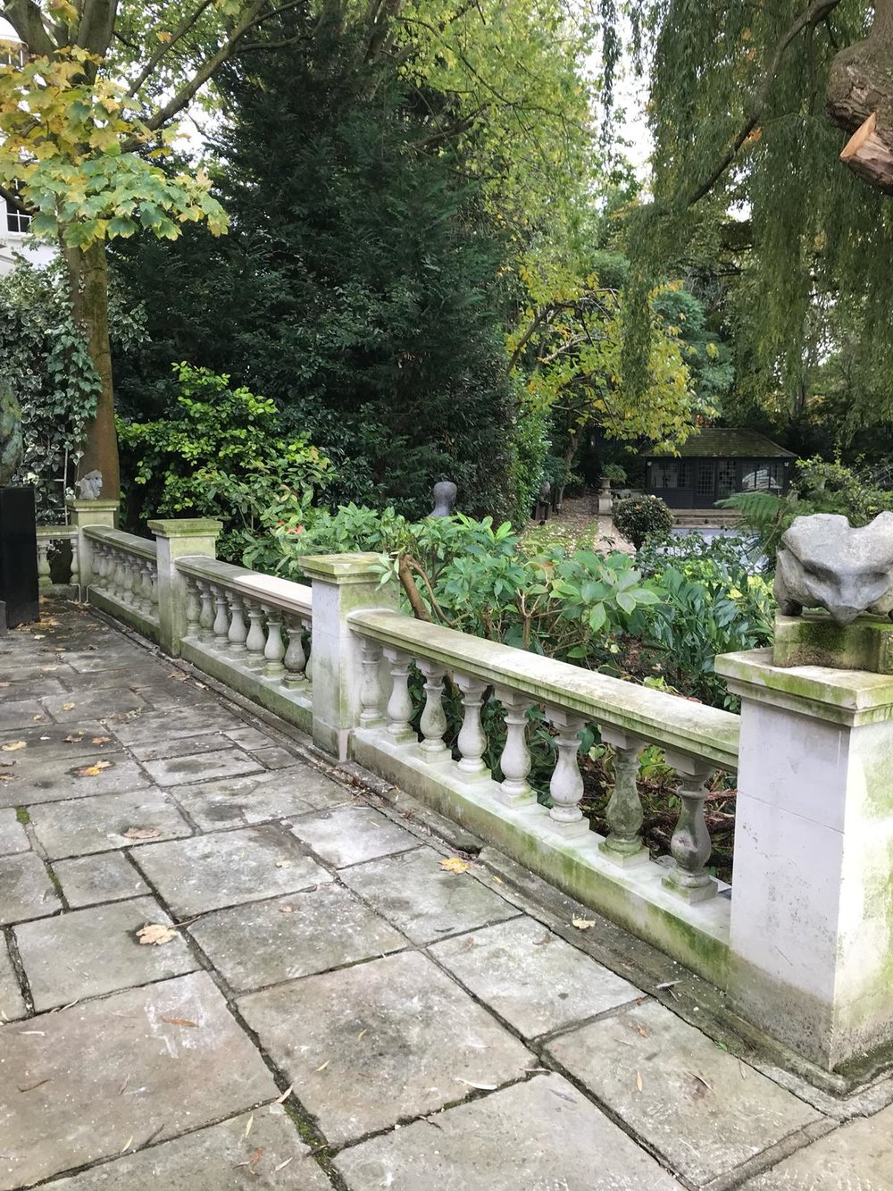 Stone Replacements and Restoration Project 4 - After