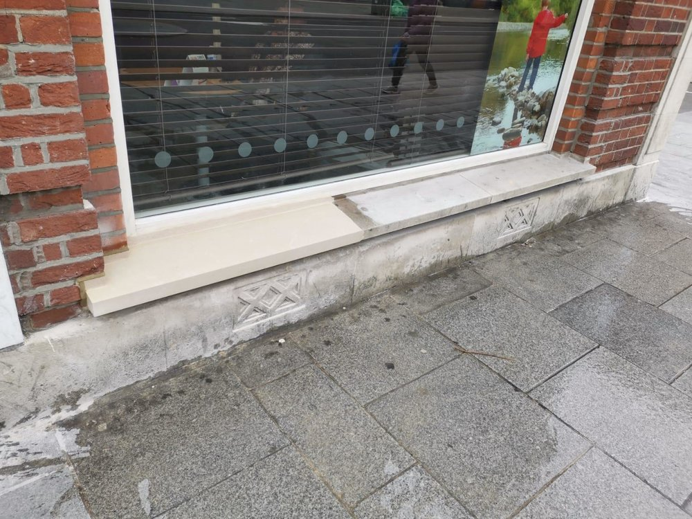 Stone Replacements and Restoration Project 7