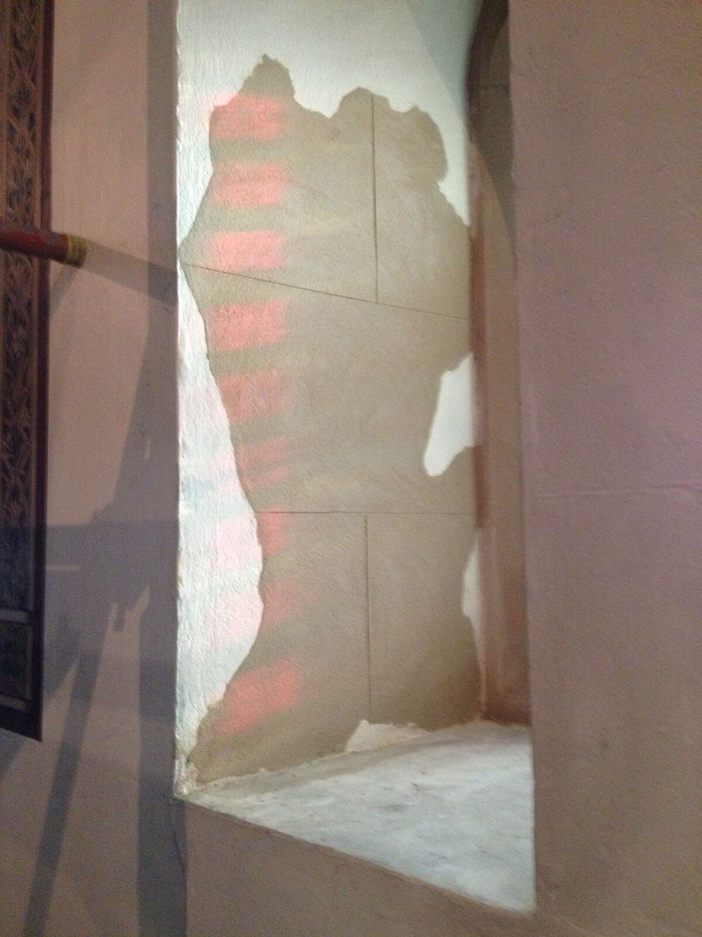 Stone Repairs and Lime Render