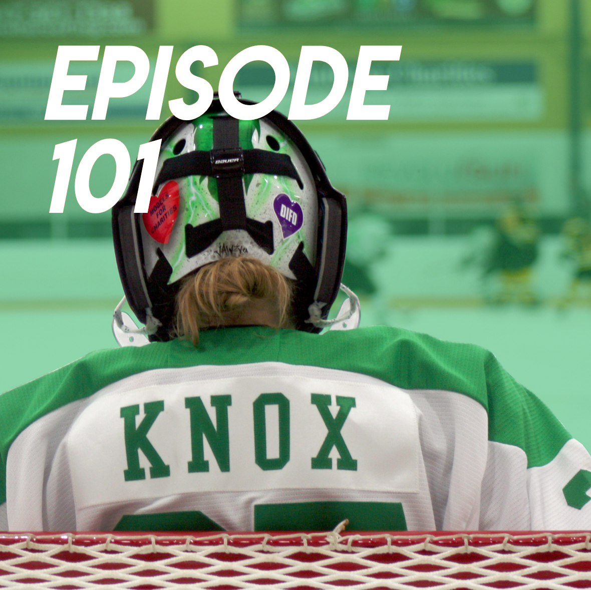 Episode 101: The CWHL vs  the AAF, Liz Knox of the CWHL on