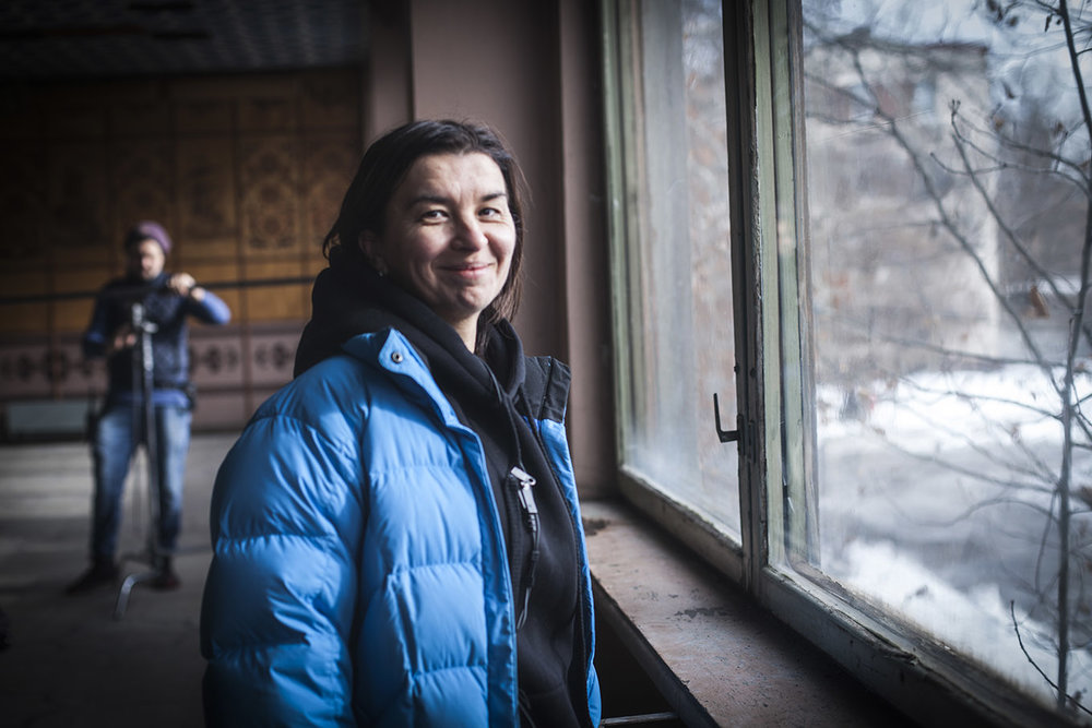 Janina Kucher - 1st Assistant Director
