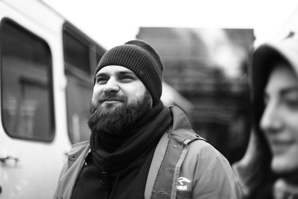 Dima Konoplov - Executive Producer