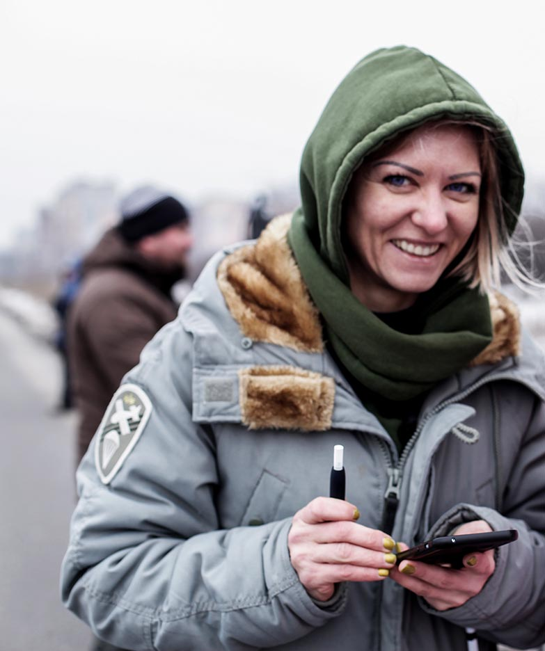 Olga Maksiuk - Line Producer