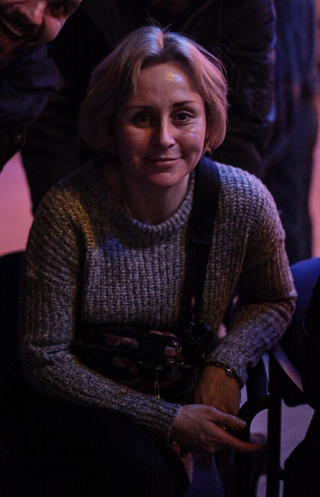 Alexandra Klimovich - Wardrobe
