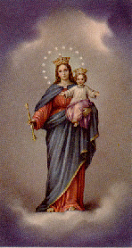 Hail, Holy Queen Prayer - Hail, holy Queen, Mother of Mercy!Our life, our sweetness, and our hope! To thee do we cry, poor banished children of Eve, to thee do we send up our sighs, mourning and weeping in this valley, of tears.Turn, then, most gracious advocate, thine eyes of mercy toward us; and after this our exile show unto us the blessed fruit of thy womb Jesus;O clement, O loving, O sweet virgin Mary.Pray for us, O holy Mother of GodThat we may be made worthy of the promises of Christ.