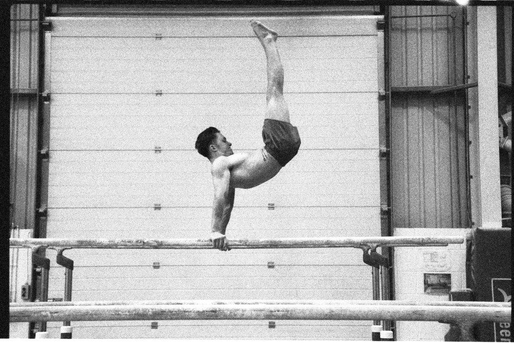 Nile Wilson, Olympic Gymnast Team GB