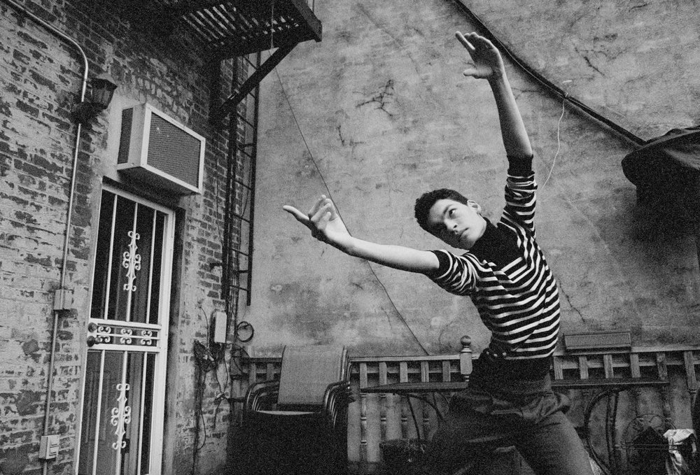 Nic Villarosa, dancer
