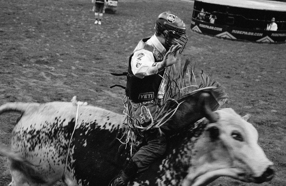 Jess Lockwood, world champion bull rider