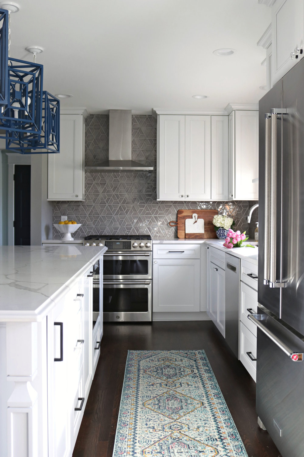 kelle dame interiors blue and white kitchen renovation.jpg