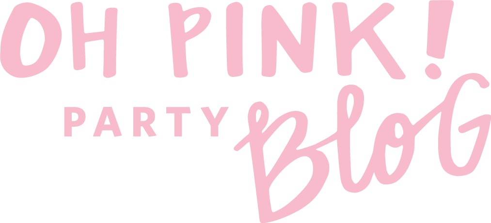 Oh Pink! Party Blog