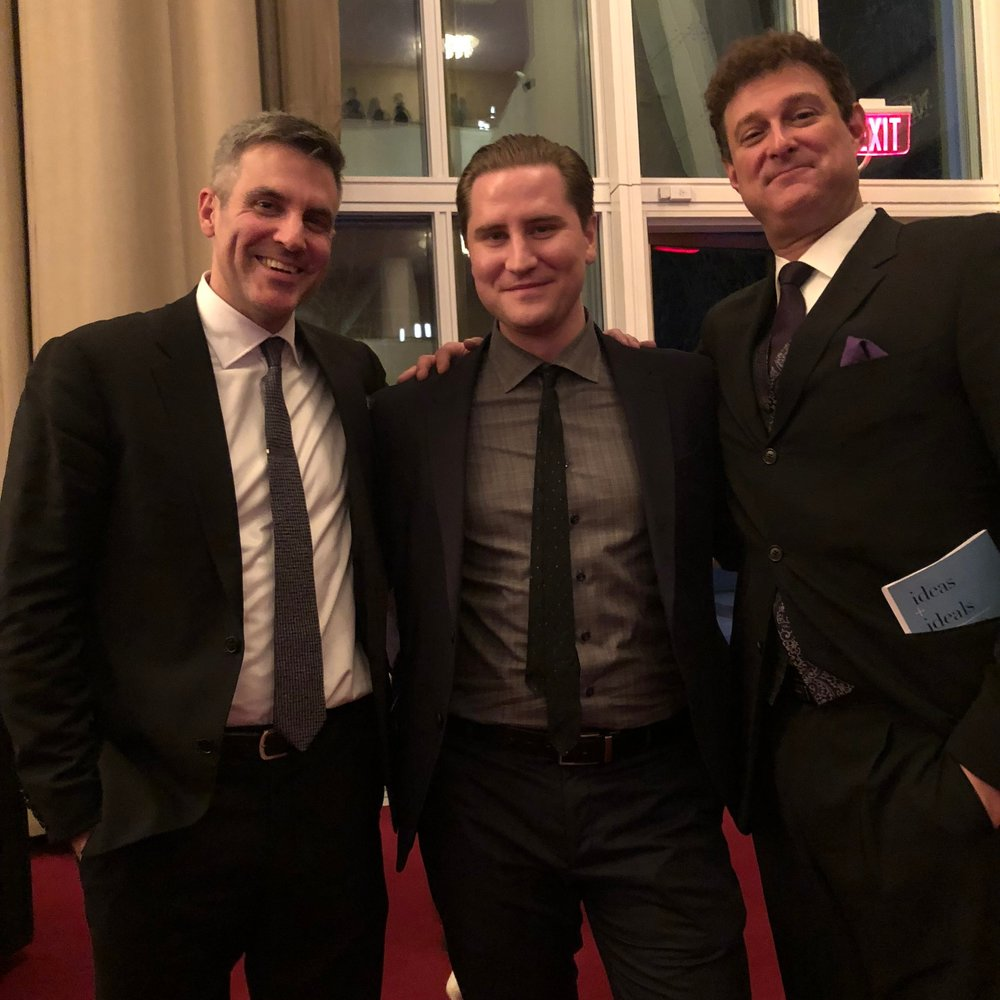 Brian With Kevin Puts and Andrew Ousley (Unison media)