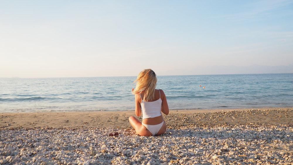 HEALTH BENEFITS OF THE OCEAN -