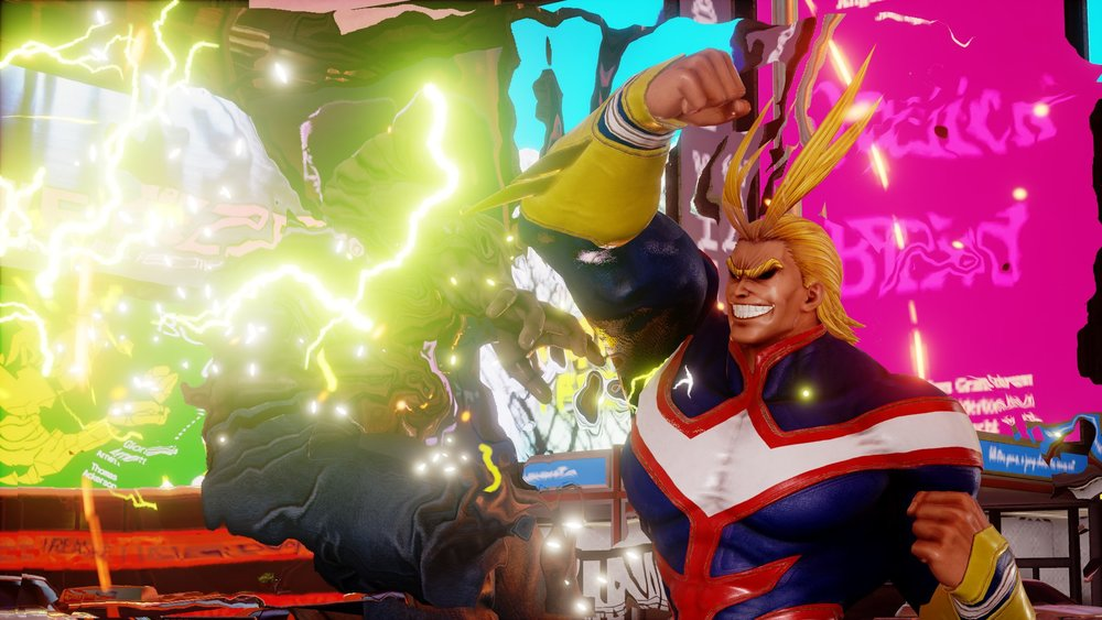 Jump Force All Might Screen 3.jpg