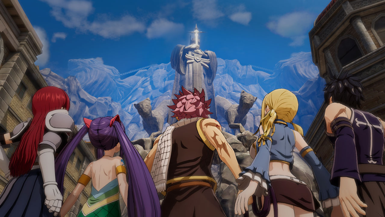Paris Games Week 2020.Fairy Tail Gets A New Trailer Thanks To Paris Games Week