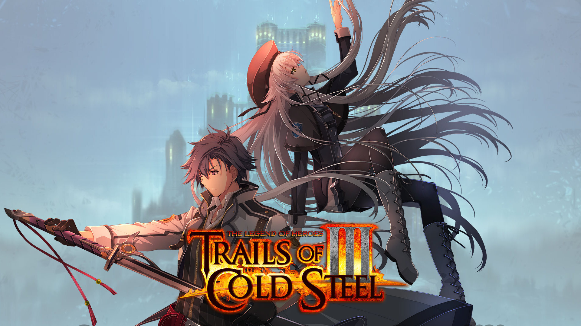 The Legend Begins On A New Platform When Trails Of Cold Steel 3