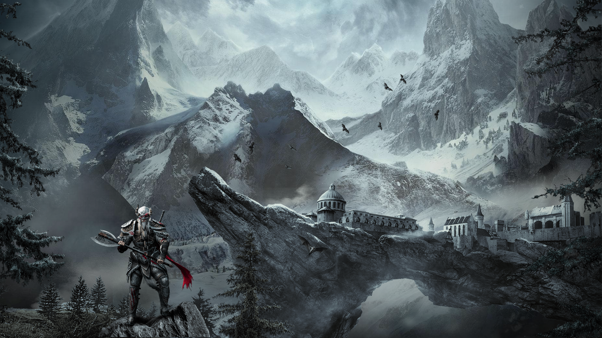 The Dark Heart Of Skyrim Is Coming All Year To Elder Scrolls
