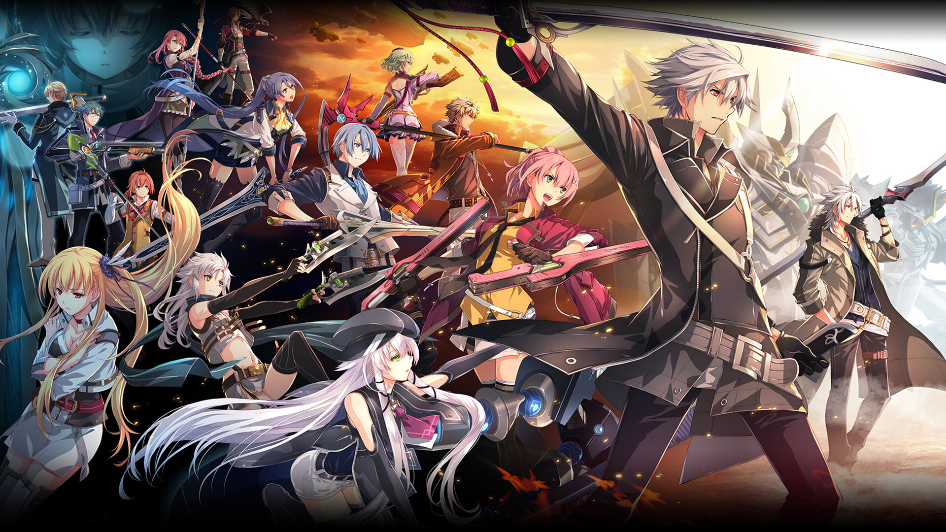 The Legend Of Heroes Trails Of Cold Steel Iv Is Coming Later This
