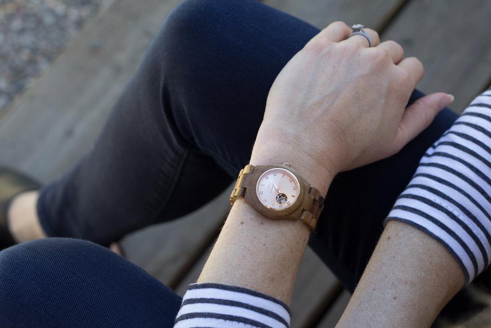 Jord Wood Watch 2