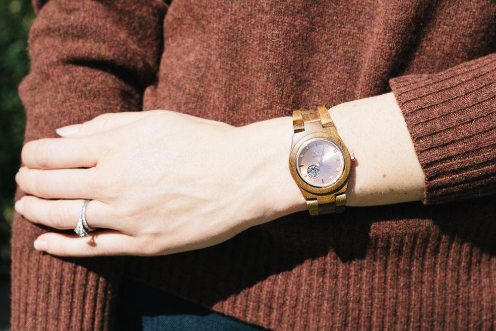 Jord Wood Watch 6
