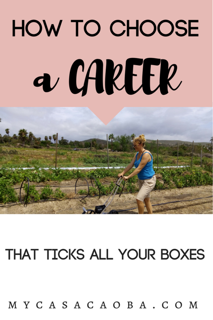 How to choose a fulfilling career, how to decide your career path, what's important when choosing a career, Read more....