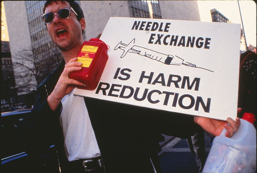 Allan Clear: Lower East Side Harm Reduction Center