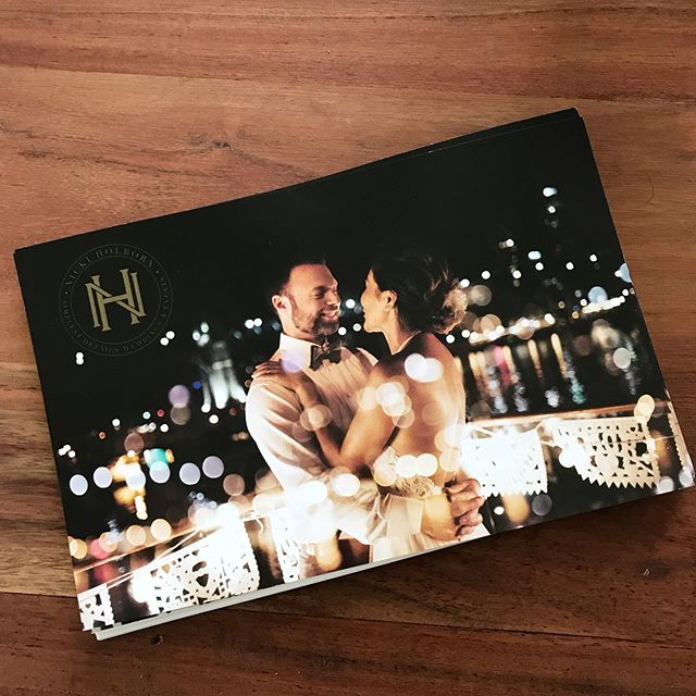 My marketing postcards were printed really dark. #vistaprint were so kind to reprint them for free.  Beautiful @ayakotravels by @sararogersphotography