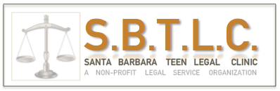 Santa Barbara Teen Legal Clinic | SBTLC