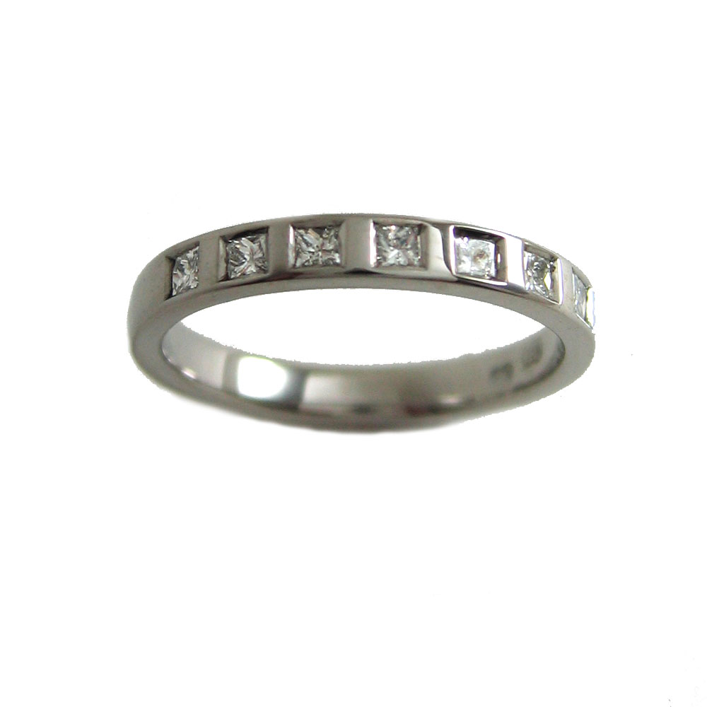 flush set princess cut diamond band.jpg