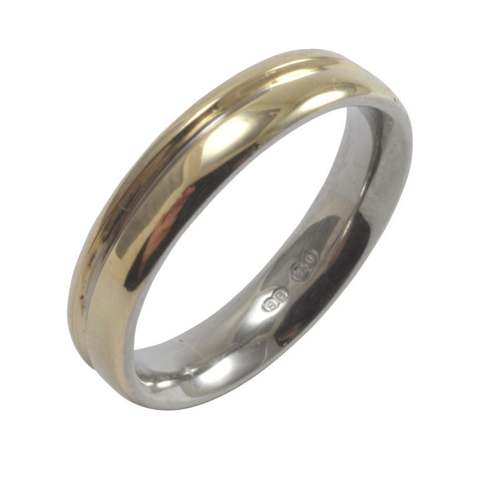 yellow gold outer white gold angled groove wedding ring.jpg
