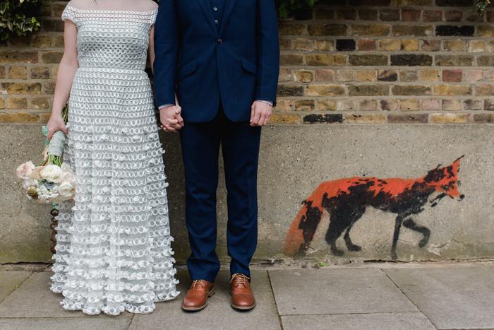 Londesborough Stoke Newington Wedding-10