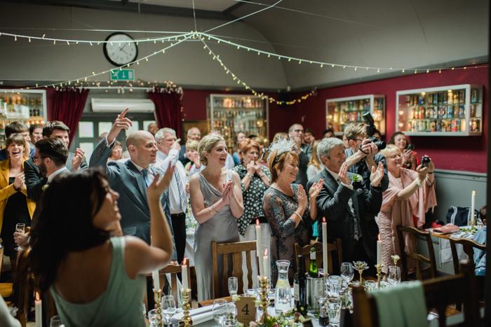 Londesborough Stoke Newington Wedding-11